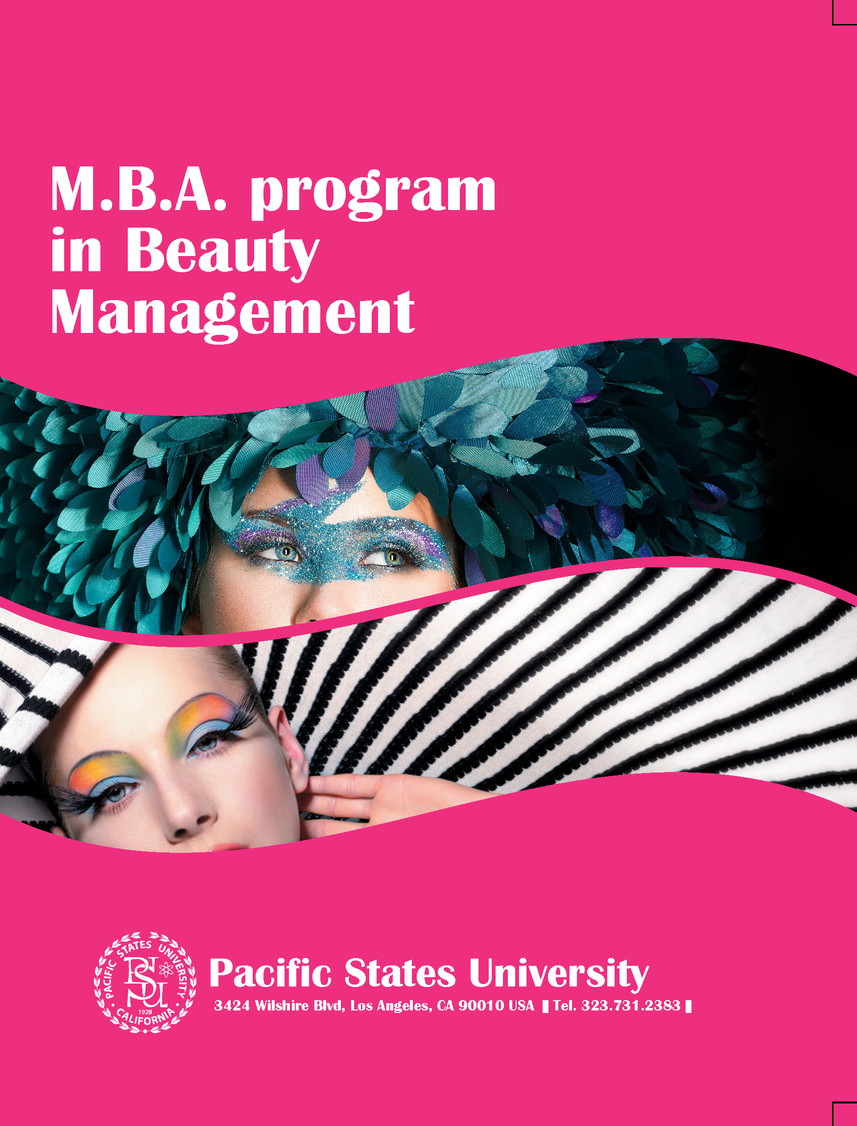 MBA Beauty Management Brochure